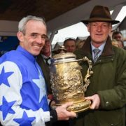 Ruby Walsh hopes to remain part of Willie Mullins' team