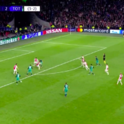 VIDEO: LUCAS MOURA DOES IT FOR SPURS. SCENES!!!!!!!