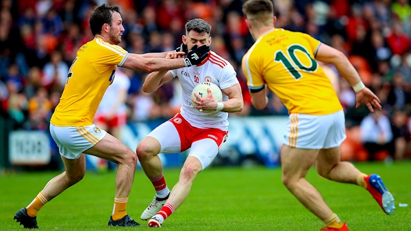 Tyrone demolition leaves Antrim in the dust