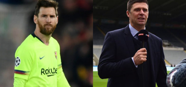 VIDEO: Niall Quinn thinks it's time for Barcelona to Move on from Messi