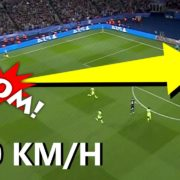 WATCH: The fastest shot ever recorded in football history