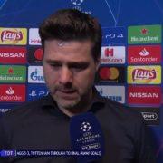 """Thank you, football!"" Mauricio Pochettino reacts to Spurs' amazing Champions League comeback"