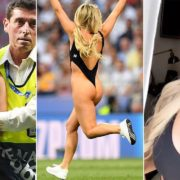 Kinsey Wolanski: Champions League final streaker claims Liverpool stars sent her messages