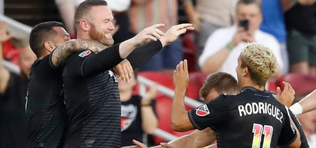 WATCH: Wayne Rooney scores outrageous halfway line goal for DC United