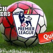 BenchWarmers ultimate 'double letter' Premier League teams quiz