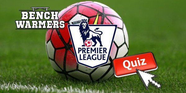 BenchWarmers ultimate 'double letter' Premier League teams quiz