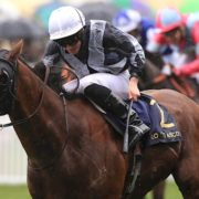 Bold move pays off as Circus Maximus wins St James's Palace Stakes