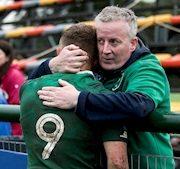 England beat Ireland U20s with last-minute try