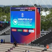 Organisers criticised for lack of reserve days after three Cricket World Cup matches abandoned in five days
