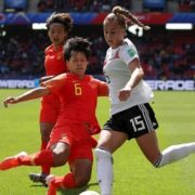 Germany coach Voss-Tecklenburg hails winning start to Women's World Cup