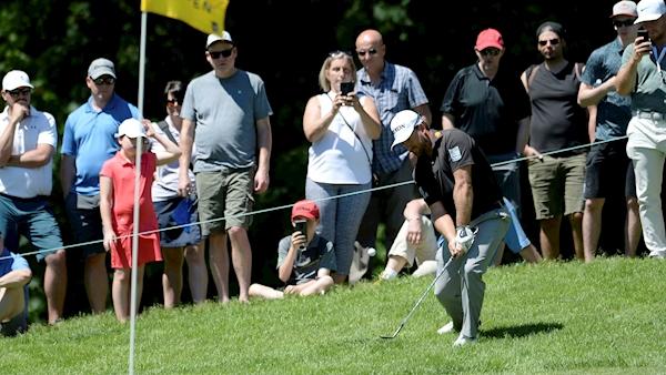 Graeme McDowell: US Open course at Pebble Beach 'suits me'