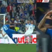 WATCH: Lorenzo Insigne Has Just Scored The Best Goal Of The Group Stage. ABSOLUTE BELTER!