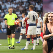 WATCH: Champions League Final Stopped For Pitch Invader