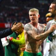 McClean: We wanted to go out and prove a point