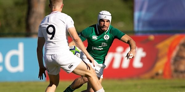 Ireland U-20s forced into two changes for Australia clash