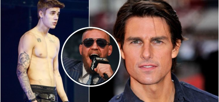 Justin Bieber Wants to Fight Tom Cruise in the Octagon & McGregor Wants a Piece 😂💰