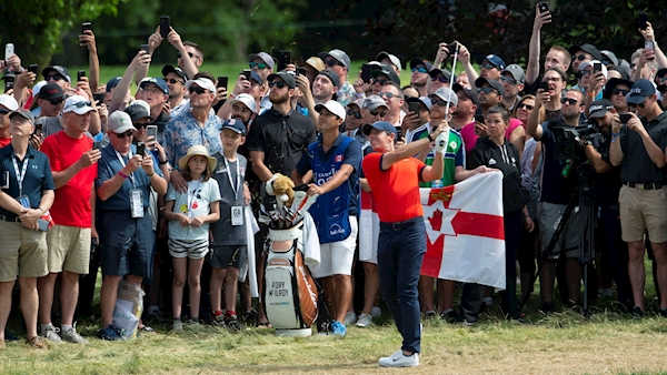 Sensational Rory McIlroy storms home to win Canadian Open by seven shots