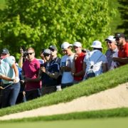 Rory McIlroy tied for lead at Canadian Open