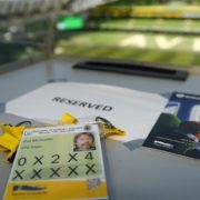 Touching tribute paid to late Pat McAuliffe at tonight's Ireland V Gibraltar match