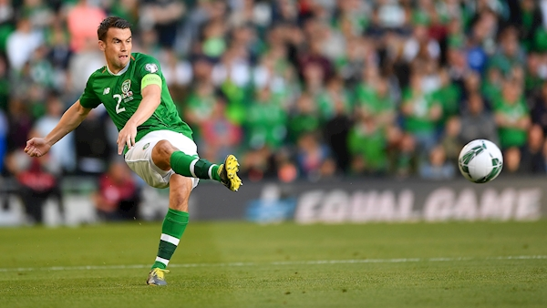 Seamus Coleman sorry to let Ireland fans down with 'flat' performance