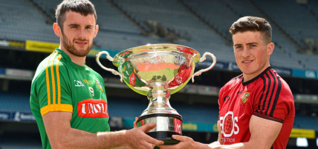 WATCH: The Christy Ring cup final live from Croke Park (Ireland Only)