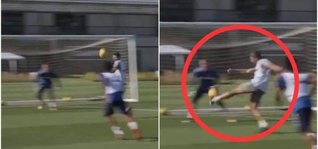 WATCH: Steven Gerrard is the best player at Rangers Football club.