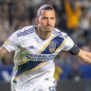WATCH: Zlatan Ibrahimovic scores sensational hat-trick in L.A. Derby