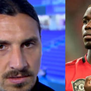 WATCH: Zlatan Ibrahimovic weighs in on the Paul Pogba transfer debate
