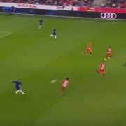 WATCH: Ross Barkley produces ludicrous assist to set up Christian Pulusic