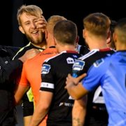 Post-game melee follows UCD's shock win over Bohemians