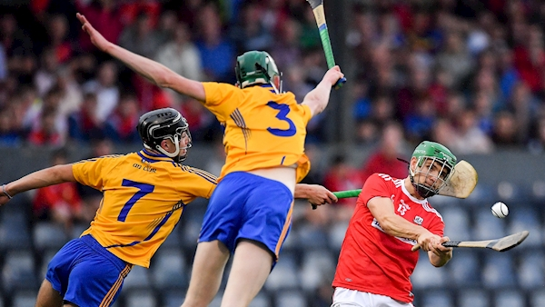 Cork's U-20s set up Munster hurling final with Tipperary after win over Clare