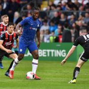 WATCH: Michy Batshuayi scores the first goal of Frank Lampard's Chelsea reign