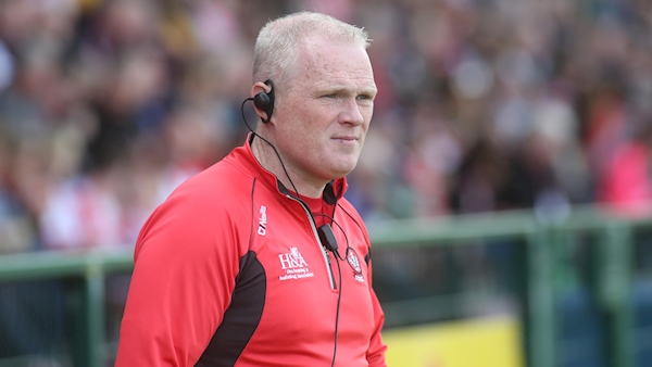 Damian McErlain resigns as Derry manager