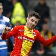 Birmingham sign Irish-eligible Dan Crowley from Willem II