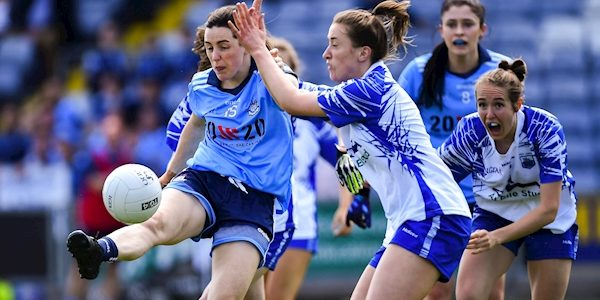 Dublin's Ladies Football champions trounce Waterford