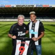 Newcastle sign Joelinton for a club record fee