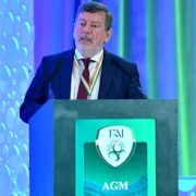 Donal Conway re-elected as FAI President
