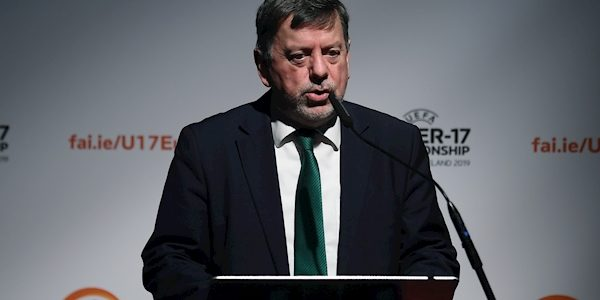 Minister Ross calls on FAI president to withdraw nomination for re-election
