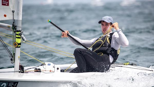 Irish Olympic hopefuls sail through fourth day of Japan qualifiers
