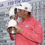 US Open winner takes role of photographer for Portrush golf fans