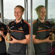 O'Keeffe and Brennan win June Player of the Month awards