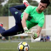 Man United's Irish goalie heading out on loan again
