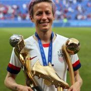 'You're excluding people': Megan Rapinoe delivers powerful message to Donald Trump on national TV