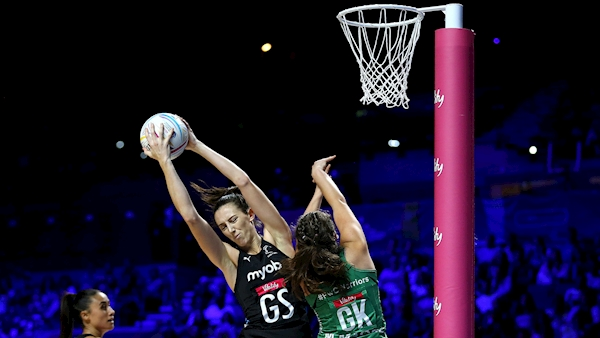 Northern Ireland's miserable Netball World Cup run continues