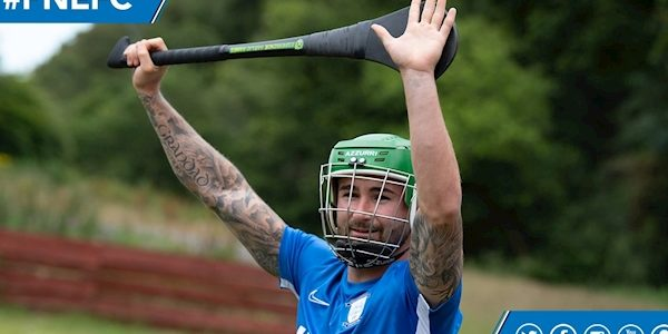 Preston North End squad take up hurling during Cork pre-season camp