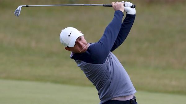 Rory McIlroy Ireland's sole survivor at Scottish Open