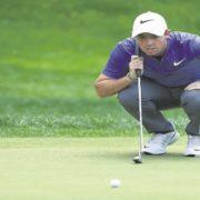 Rory McIlroy seven shots behind St Jude Invitational leader Jon Rahm