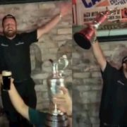 Watch: Shane Lowry party after Open win as Shane Ross says Govt 'more than happy to fund' celebrations