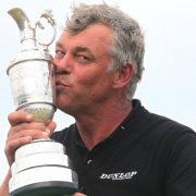 Darren Clarke to get the honour of hitting first shot at The Open in Portrush