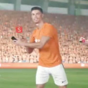 WATCH: Cristiano Ronaldo stars in ridiculously cringey television advert